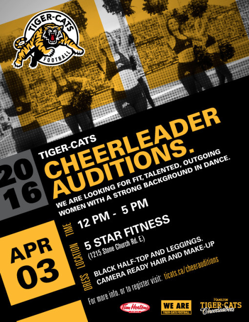 Cheer-Auditions